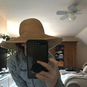 JCrew Beach Hat